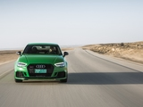 Photos of Audi RS 3 Sedan (8V) 2016