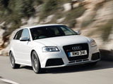 Pictures of Audi RS3 Sportback UK-spec (8PA) 2010