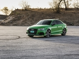 Audi RS 3 Sedan (8V) 2016 wallpapers