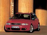 Audi RS4 Avant (B5,8D) 2000–01 images