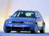 Audi RS4 Avant (B5,8D) 2000–01 pictures
