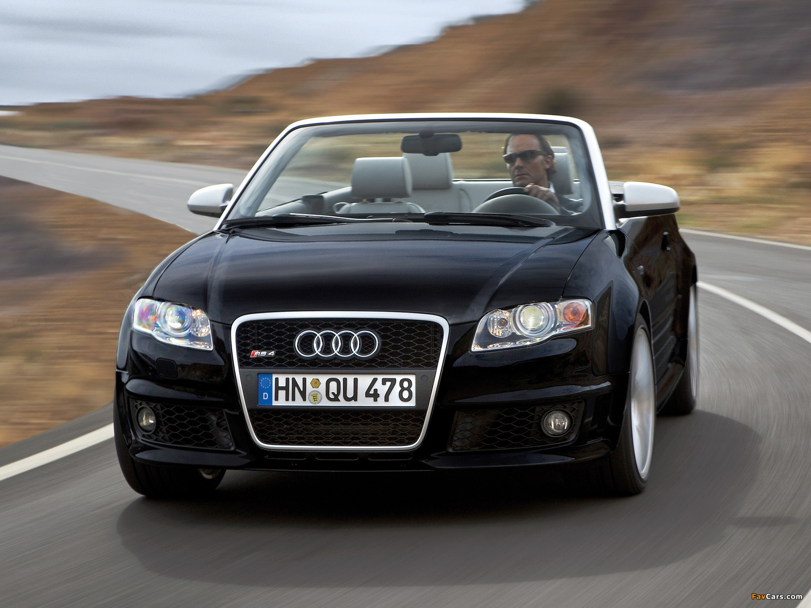 audi rs4 cabriolet b7 8h 2006 08 photos 1600x1200. Black Bedroom Furniture Sets. Home Design Ideas