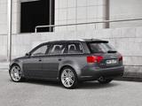 Audi RS4 Avant (B7,8E) 2006–08 pictures