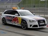 Audi RS4 Avant Pace Car (B8,8K) 2012 images