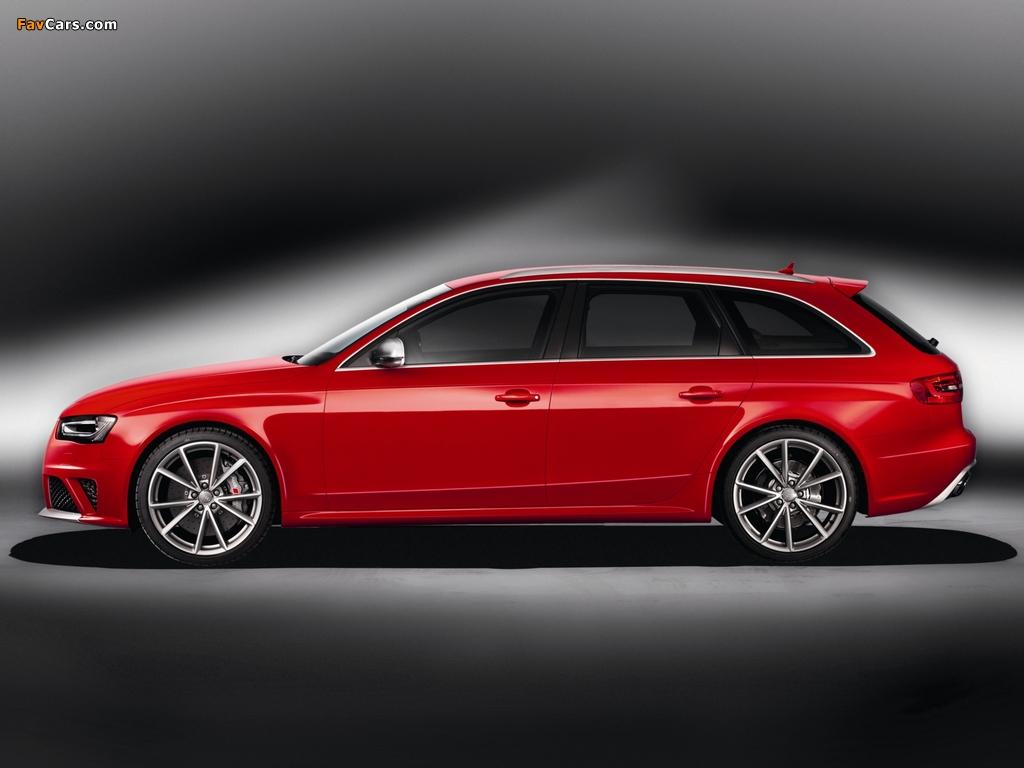 Audi Rs4 Avant B8 8k 2012 Photos 1024x768