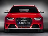 Photos of Audi RS4 Avant (B8,8K) 2012