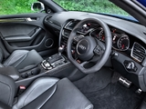 Photos of Audi RS4 Avant UK-spec (B8,8K) 2012
