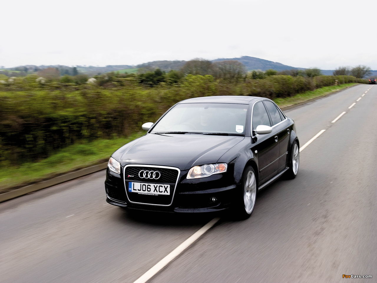 Pictures Of Audi Rs4 Sedan Uk Spec B7 8e 2005 07 1280x960