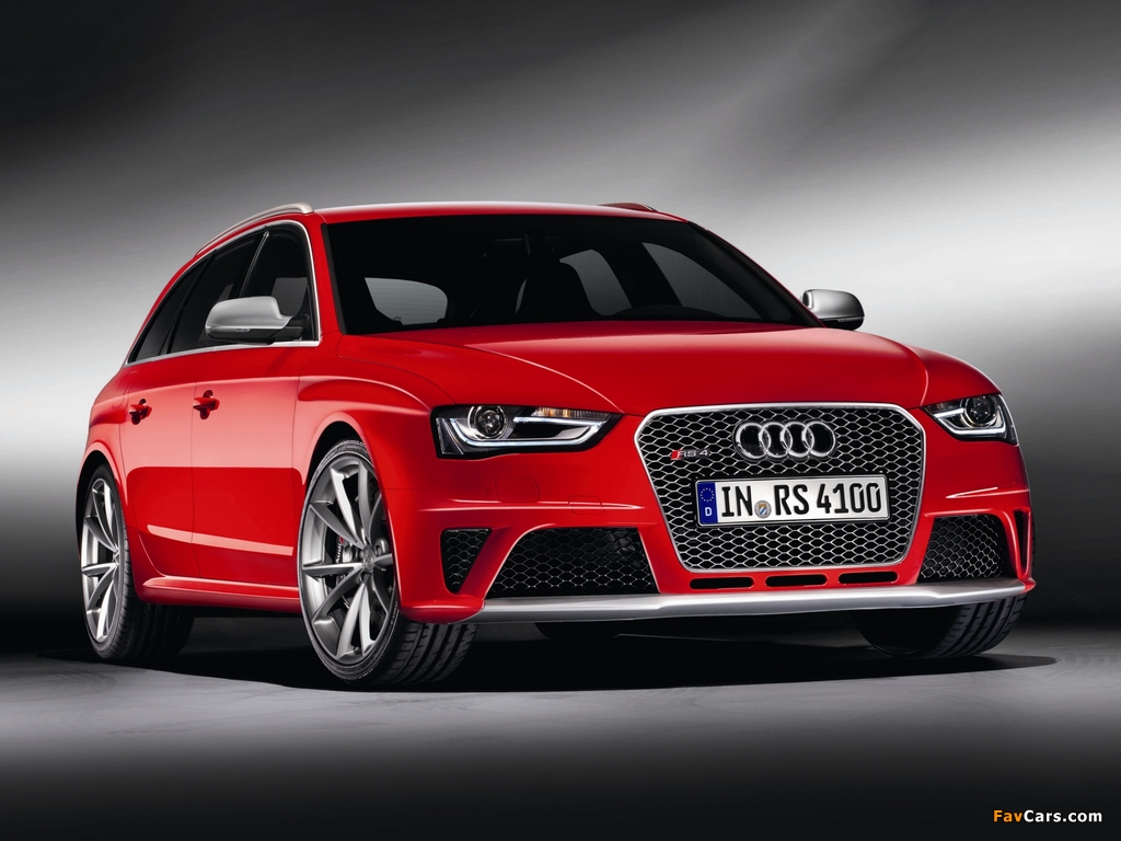Pictures Of Audi Rs4 Avant B8 8k 2012 1024x768