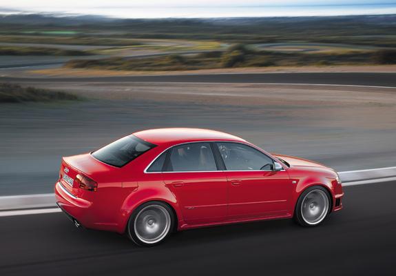 Audi RS Sedan BE Wallpapers - 2005 audi rs4