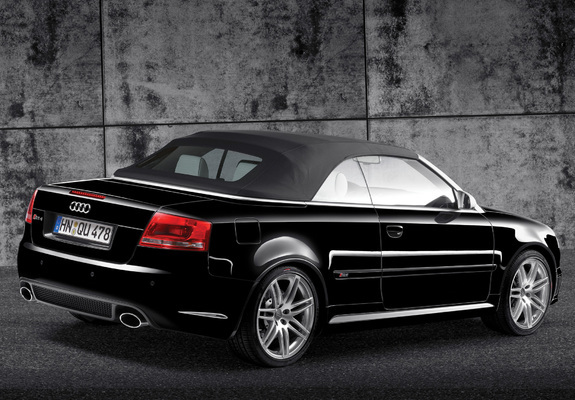 Audi Rs4 Cabriolet B78h 200608 Wallpapers