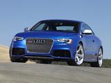 Audi RS5 Coupe US-spec 2012 images