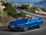 Audi RS5 Cabriolet 2012 pictures