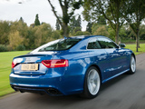 Audi RS5 Coupe UK-spec 2012 wallpapers