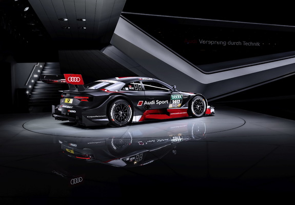 Audi Rs 5 Coupe Dtm 2017 Wallpapers