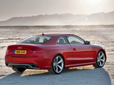 Images of Audi RS5 Coupe UK-spec 2012