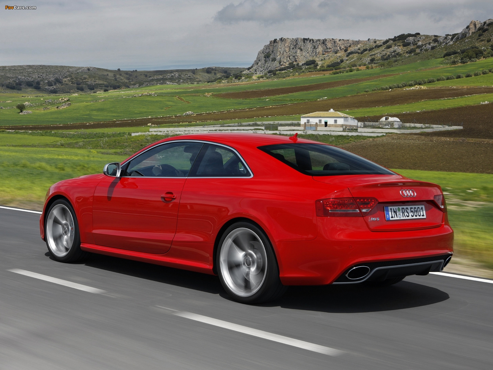 Photos Of Audi Rs5 Coupe 2010 12 1600x1200