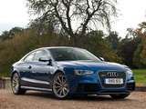 Pictures of Audi RS5 Coupe UK-spec 2012