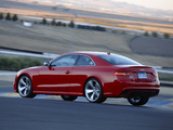 Audi RS5 Coupe US-spec 2012 wallpapers
