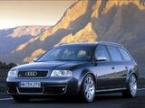 Audi RS6 Avant (4B,C5) 2002–04 photos