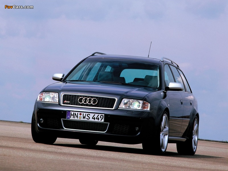 Audi Rs6 Avant 4b C5 2002 04 Pictures 800x600