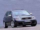 Audi RS6 Avant (4B,C5) 2002–04 pictures