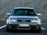 Audi RS6 Avant (4B,C5) 2002–04 wallpapers