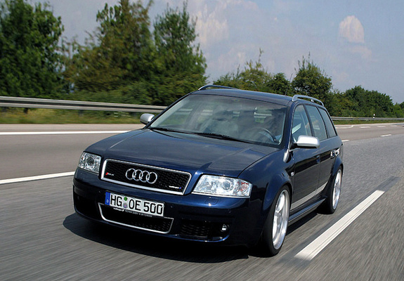 oettinger audi rs6 avant 4b c5 2004 07 wallpapers. Black Bedroom Furniture Sets. Home Design Ideas