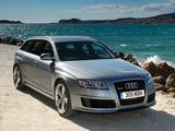Audi RS6 Avant UK-spec (4F,C6) 2008–10 images