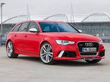Audi RS6 Avant (4G,C7) 2013 pictures