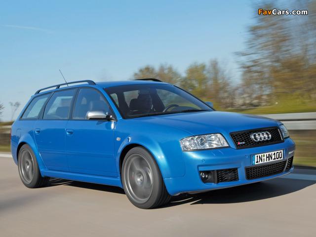Images Of Audi Rs6 Plus Avant 4b C5 2004 640x480