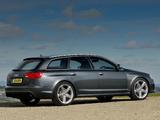 Images of Audi RS6 Avant UK-spec (4F,C6) 2008–10