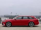Images of Audi RS6 Avant (4G,C7) 2013