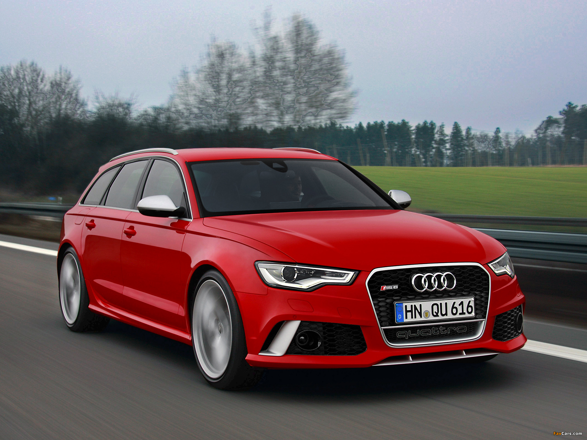 Audi Rs6 Avant 4g C7 2013 Wallpapers 2048x1536