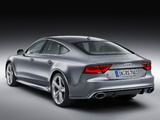 Audi RS7 Sportback 2013 photos