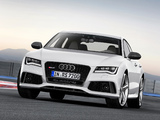 Audi RS7 Sportback 2013 pictures