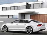 Photos of Audi RS7 Sportback 2013