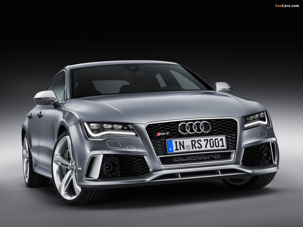 Pictures of Audi RS7 Sportback 2013 (1280 x 960)