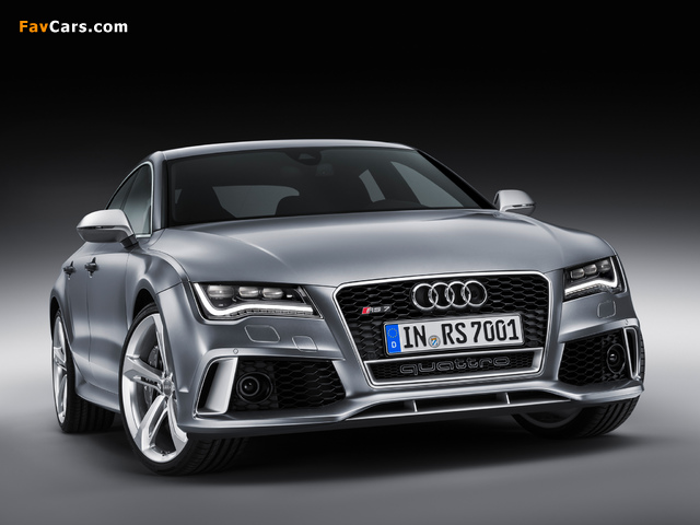 Pictures of Audi RS7 Sportback 2013 (640 x 480)