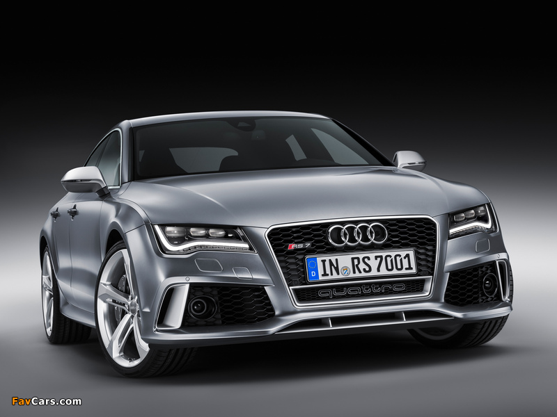 Pictures of Audi RS7 Sportback 2013 (800 x 600)
