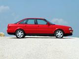 Audi S2 Sedan (8C,B4) 1993–94 pictures
