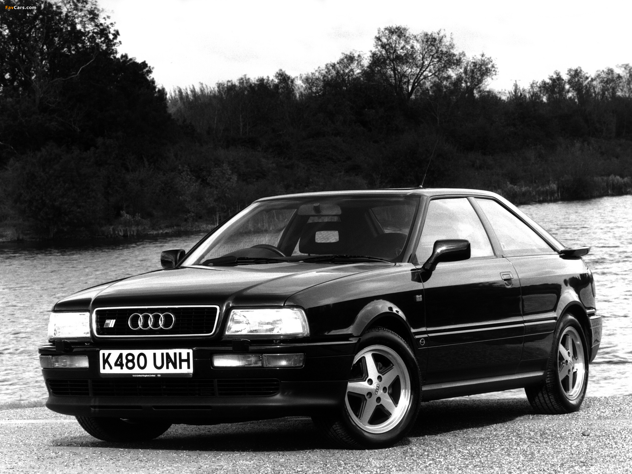 Photos of Audi S2 Coupe UK-spec (89,8B) 1990–96 (2048x1536)
