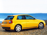Audi S3 UK-spec (8L) 2001–03 images