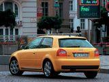Audi S3 (8L) 2001–03 pictures