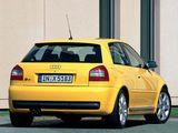Audi S3 (8L) 2001–03 wallpapers