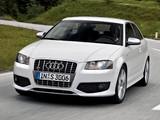 Audi S3 (8P) 2006–08 images