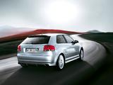 Audi S3 (8P) 2006–08 photos
