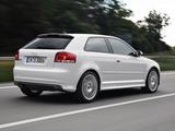 Audi S3 (8P) 2006–08 pictures