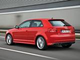 Audi S3 (8P) 2008–10 photos