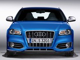 Audi S3 Sportback (8PA) 2008–10 pictures